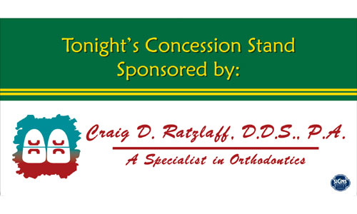 Bishop Carroll Concession Sponsor