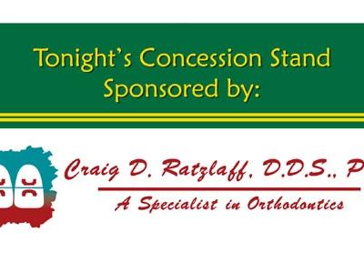 Bishop Carroll Concession Sponsor