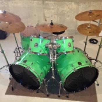 Scott's Drumkit