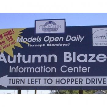 Clint Miller - Autumn Blaze