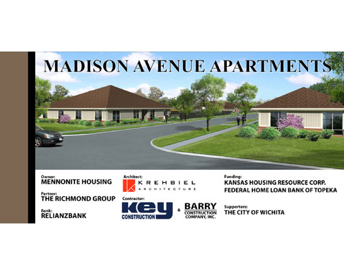 Madison Avenue Apartments