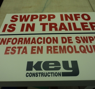 Key SWPPP