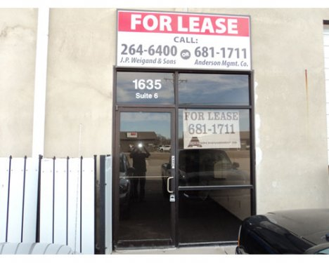 For Lease Weigand