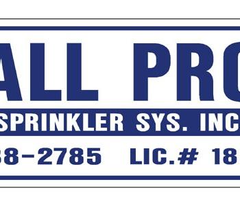All Pro Sprinkler