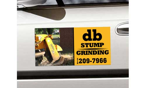 DB Stump Grinding