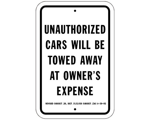 unauthorized-vehicles