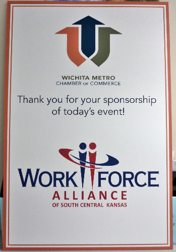 Wichita Metro Chamber Event Board