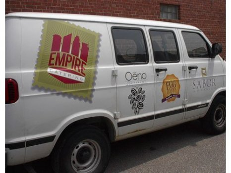 Empire-Catering Van