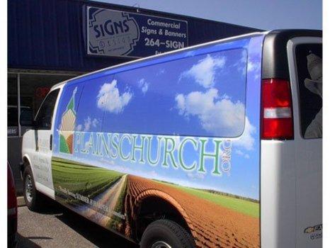 Plains-Church