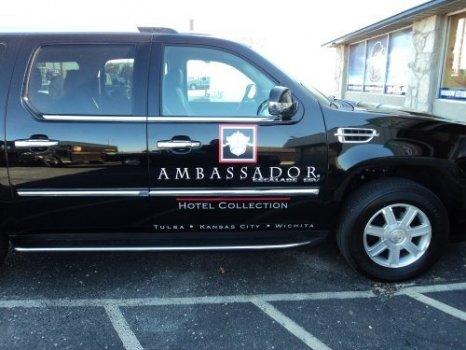 Ambassador Van 2