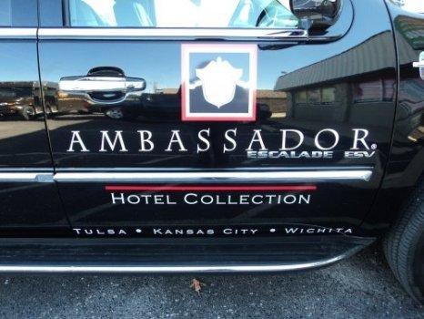 Ambassador Van 1