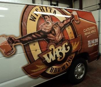 wichita brewing co van