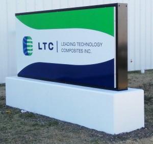 LTC Monument Sign